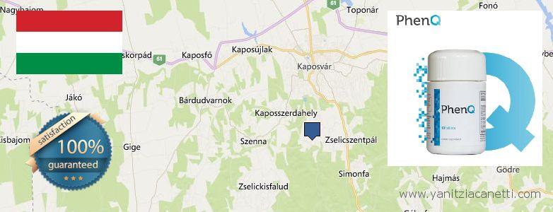Purchase PhenQ Weight Loss Pills online Kaposvár, Hungary