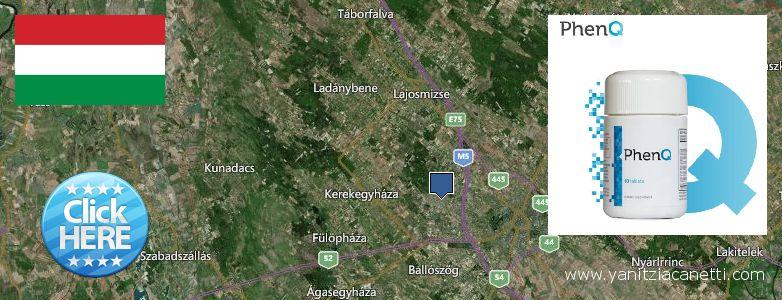 Buy PhenQ Weight Loss Pills online Kecskemét, Hungary