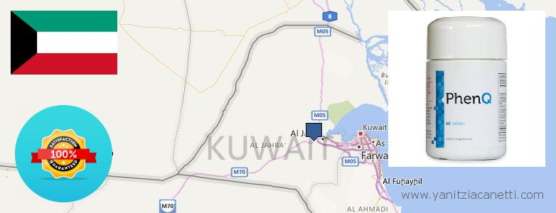 Gdzie kupić Phenq w Internecie Kuwait