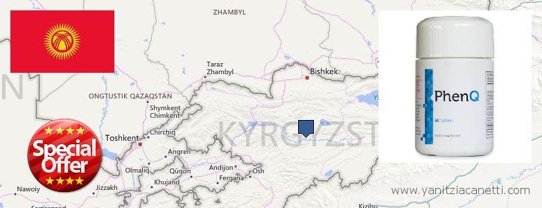 Πού να αγοράσετε Phenq σε απευθείας σύνδεση Kyrgyzstan