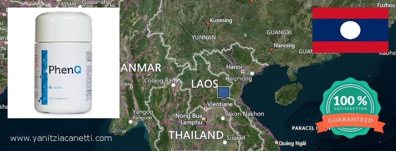 Buy PhenQ Weight Loss Pills online Laos