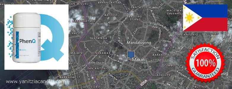 Where to Buy PhenQ Weight Loss Pills online Makati City, Philippines