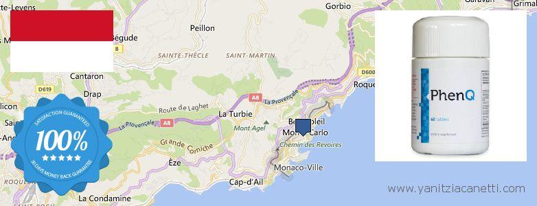Where to Buy PhenQ Weight Loss Pills online Monaco