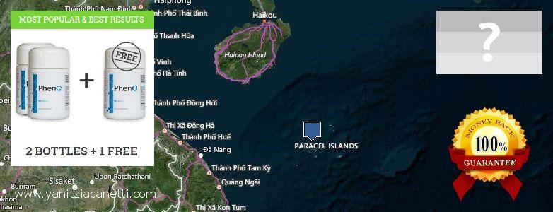 Purchase PhenQ Weight Loss Pills online Paracel Islands