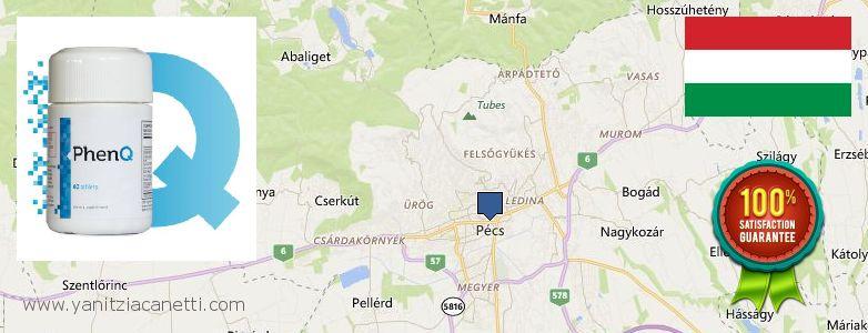 Purchase PhenQ Weight Loss Pills online Pécs, Hungary