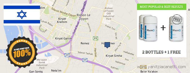Where to Buy PhenQ Weight Loss Pills online Rishon LeZiyyon, Israel