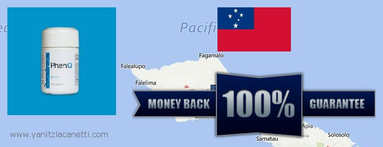 Purchase PhenQ Weight Loss Pills online Samoa