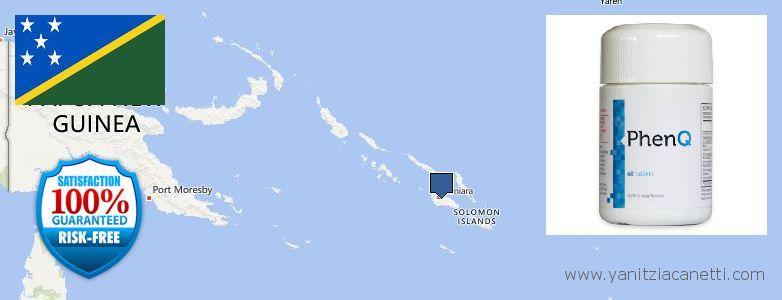 Where to Buy PhenQ Weight Loss Pills online Solomon Islands