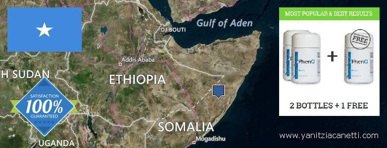Purchase PhenQ Weight Loss Pills online Somalia