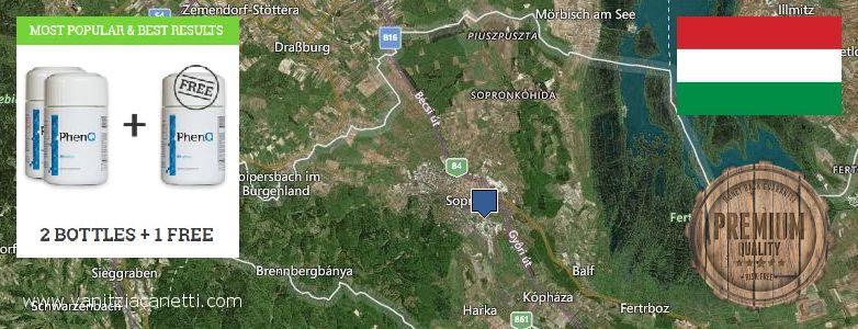 Buy PhenQ Weight Loss Pills online Sopron, Hungary
