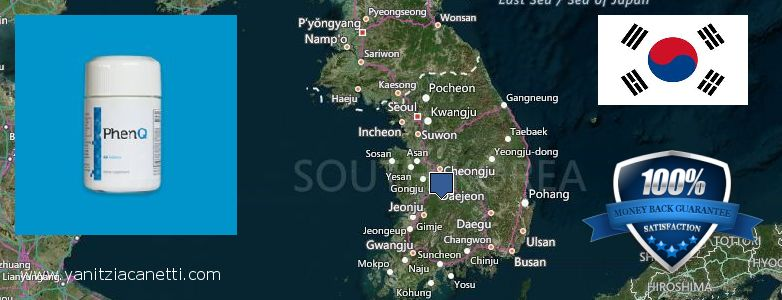 Buy PhenQ Weight Loss Pills online Suwon-si, South Korea