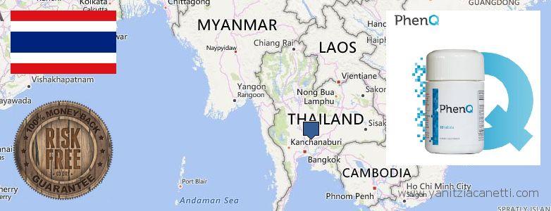 حيث لشراء Phenq على الانترنت Thailand