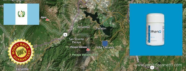 Buy PhenQ Weight Loss Pills online Villa Canales, Guatemala