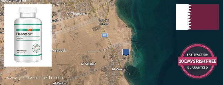 Where to Buy Piracetam online Al Wakrah, Qatar