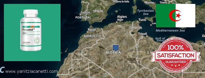 Πού να αγοράσετε Piracetam σε απευθείας σύνδεση Algeria