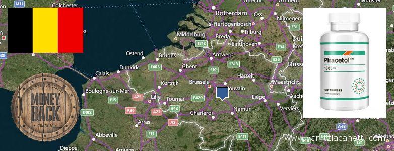 Πού να αγοράσετε Piracetam σε απευθείας σύνδεση Belgium