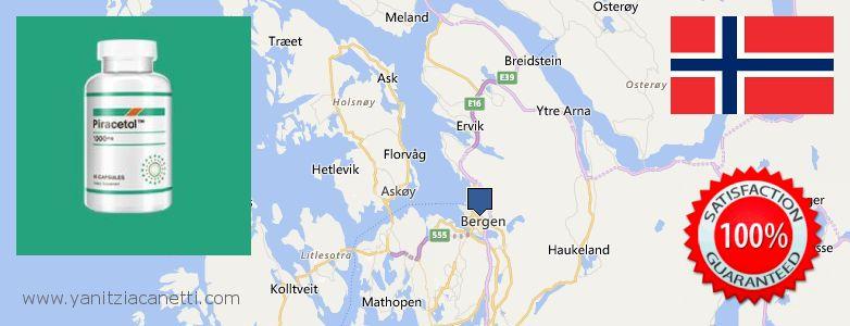 Best Place to Buy Piracetam online Bergen, Norway