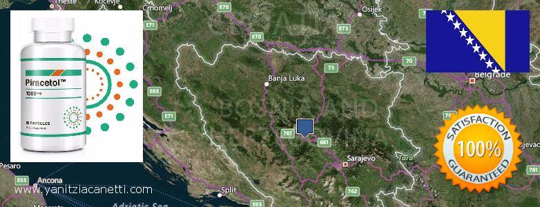 Où Acheter Piracetam en ligne Bosnia and Herzegovina