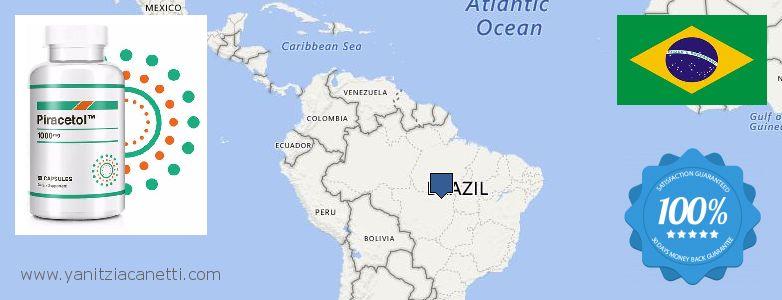 Πού να αγοράσετε Piracetam σε απευθείας σύνδεση Brazil