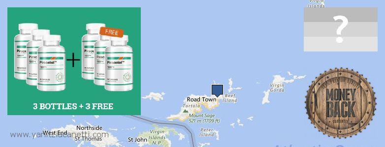 Buy Piracetam online British Virgin Islands