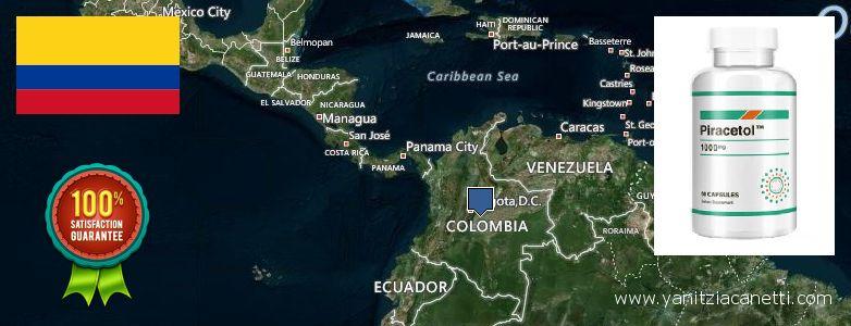 Πού να αγοράσετε Piracetam σε απευθείας σύνδεση Colombia