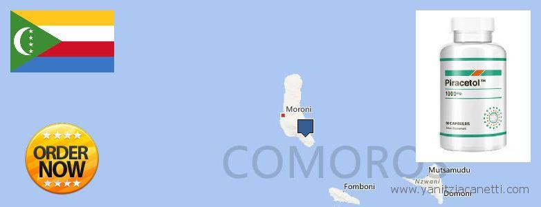 Buy Piracetam online Comoros
