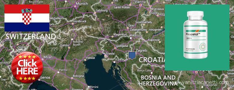 Πού να αγοράσετε Piracetam σε απευθείας σύνδεση Croatia