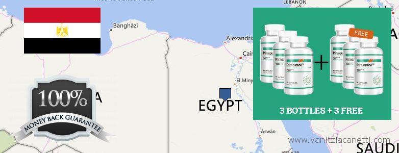 Πού να αγοράσετε Piracetam σε απευθείας σύνδεση Egypt