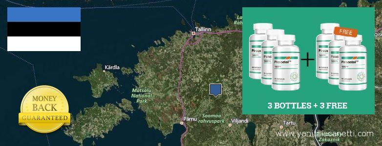 Πού να αγοράσετε Piracetam σε απευθείας σύνδεση Estonia