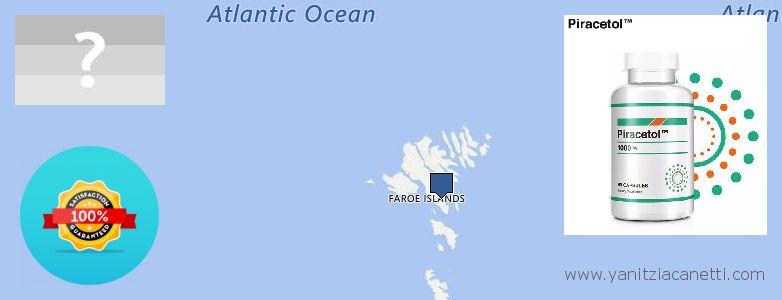 Purchase Piracetam online Faroe Islands