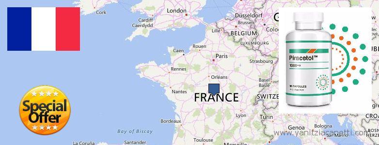 Πού να αγοράσετε Piracetam σε απευθείας σύνδεση France