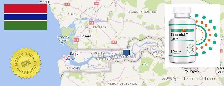 Where to Buy Piracetam online Gambia