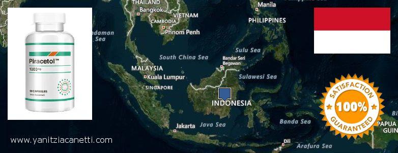 Πού να αγοράσετε Piracetam σε απευθείας σύνδεση Indonesia