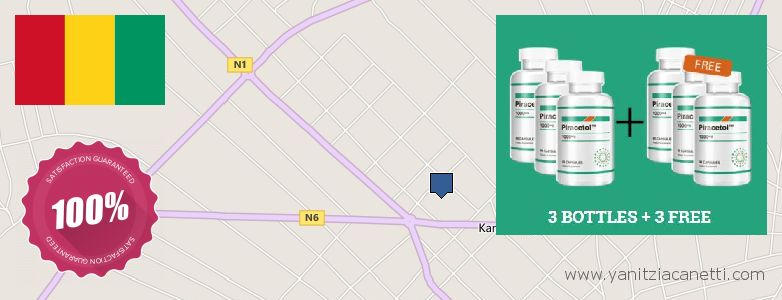 Where to Buy Piracetam online Kankan, Guinea