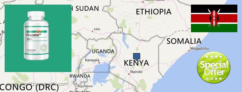 Πού να αγοράσετε Piracetam σε απευθείας σύνδεση Kenya