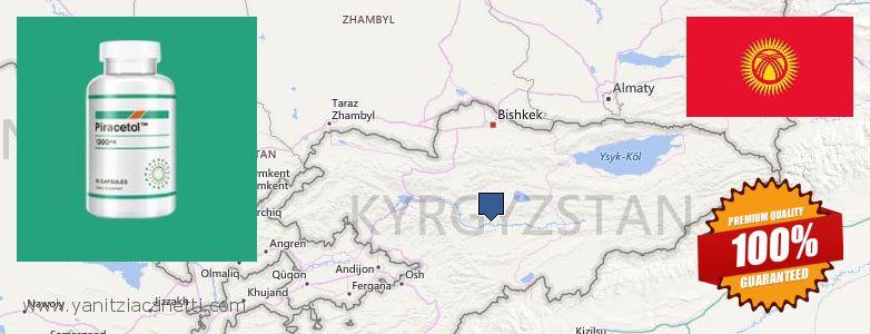 Πού να αγοράσετε Piracetam σε απευθείας σύνδεση Kyrgyzstan