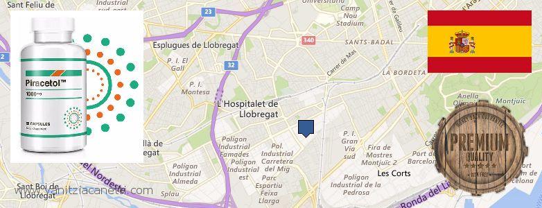 Where Can I Purchase Piracetam online L'Hospitalet de Llobregat, Spain