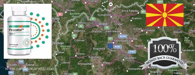 Πού να αγοράσετε Piracetam σε απευθείας σύνδεση Macedonia