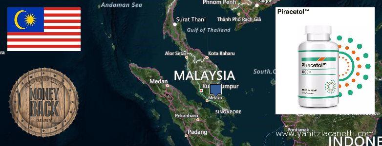 Πού να αγοράσετε Piracetam σε απευθείας σύνδεση Malaysia