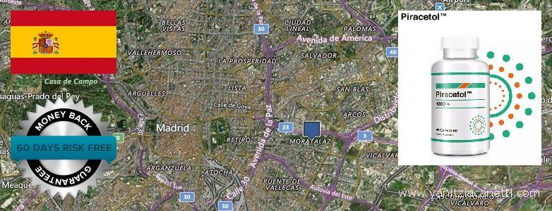 Where to Buy Piracetam online Moratalaz, Spain