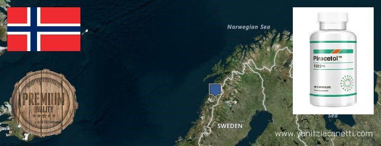 Πού να αγοράσετε Piracetam σε απευθείας σύνδεση Norway
