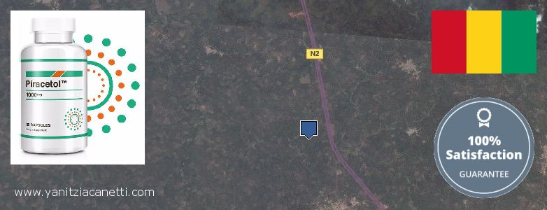Where to Buy Piracetam online Nzerekore, Guinea