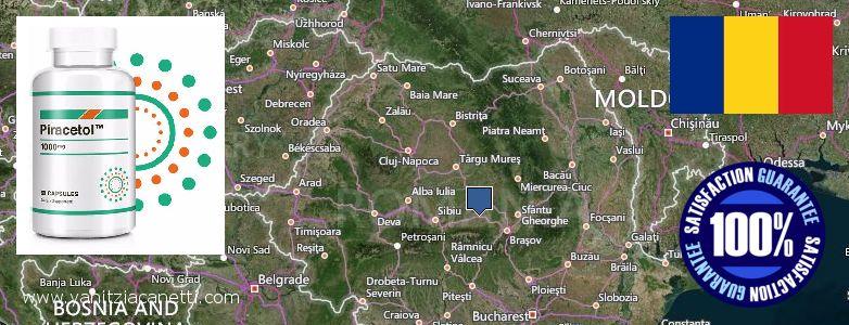 Gdzie kupić Piracetam w Internecie Romania
