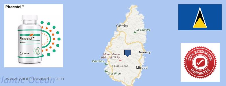 Where to Buy Piracetam online Saint Lucia