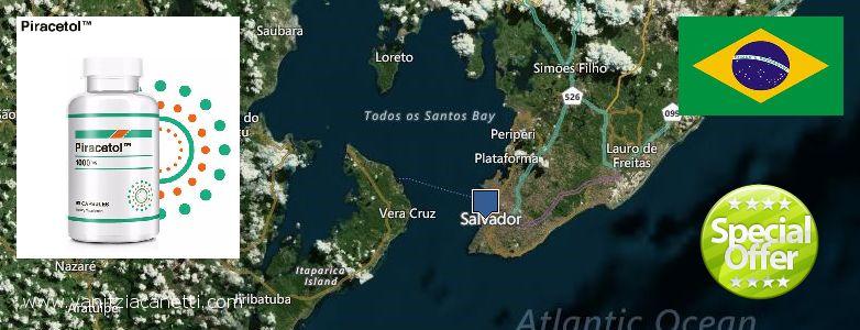 Dónde comprar Piracetam en linea Salvador, Brazil