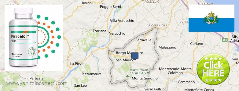 Where to Purchase Piracetam online San Marino