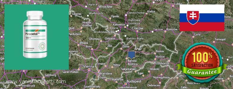 Où Acheter Piracetam en ligne Slovakia