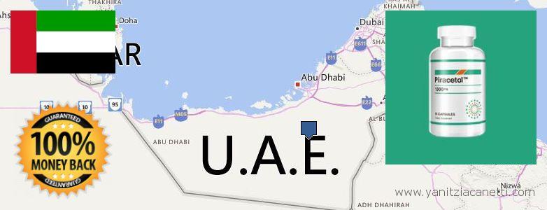 Πού να αγοράσετε Piracetam σε απευθείας σύνδεση United Arab Emirates