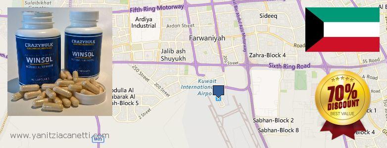 Where to Buy Winstrol Steroids online Al Farwaniyah, Kuwait