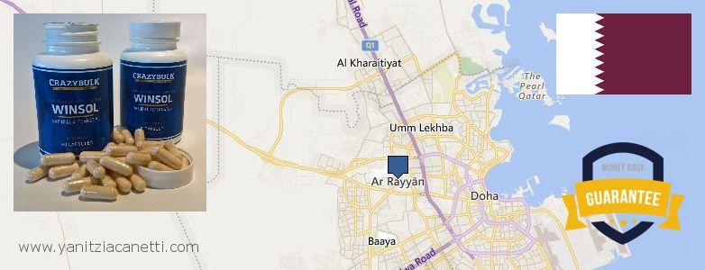 Where to Buy Winstrol Steroids online Ar Rayyan, Qatar